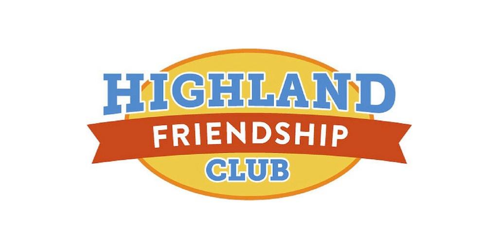 Highland Friendship Club Logo