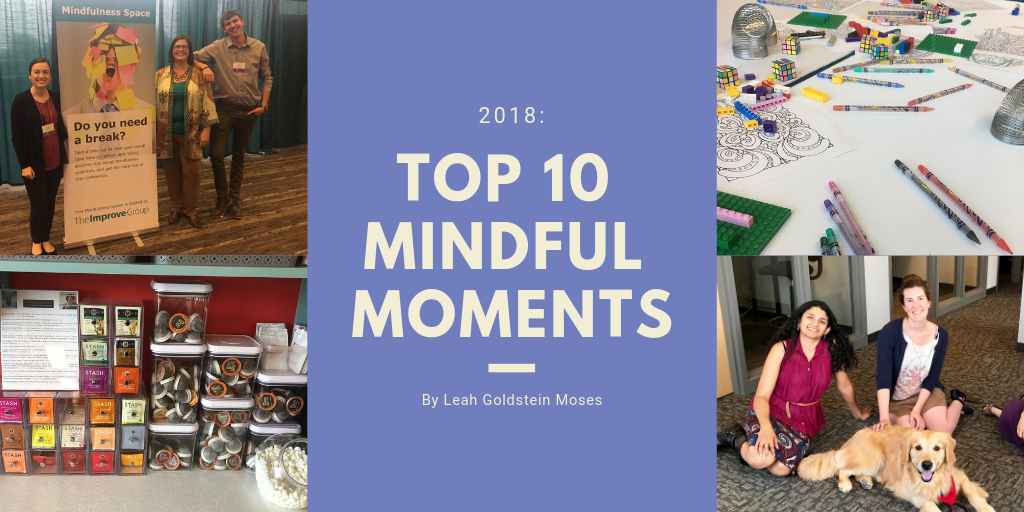 Top 10 Mindful Moments of 2018