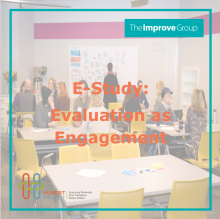 E-Study: Evaluation as Engagement