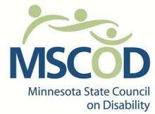 Minnesota State Council on Disability logo