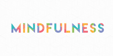 """Graphic image of the word """"Mindfulness"""""""